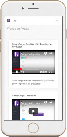 Factura Simple - Videos Ayuda Youtube